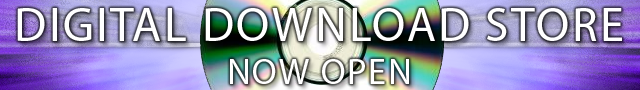 Digital Download Store Now Open